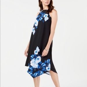 Alfani floral sleeveless dress